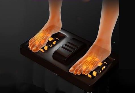 Fodmassage massagestol