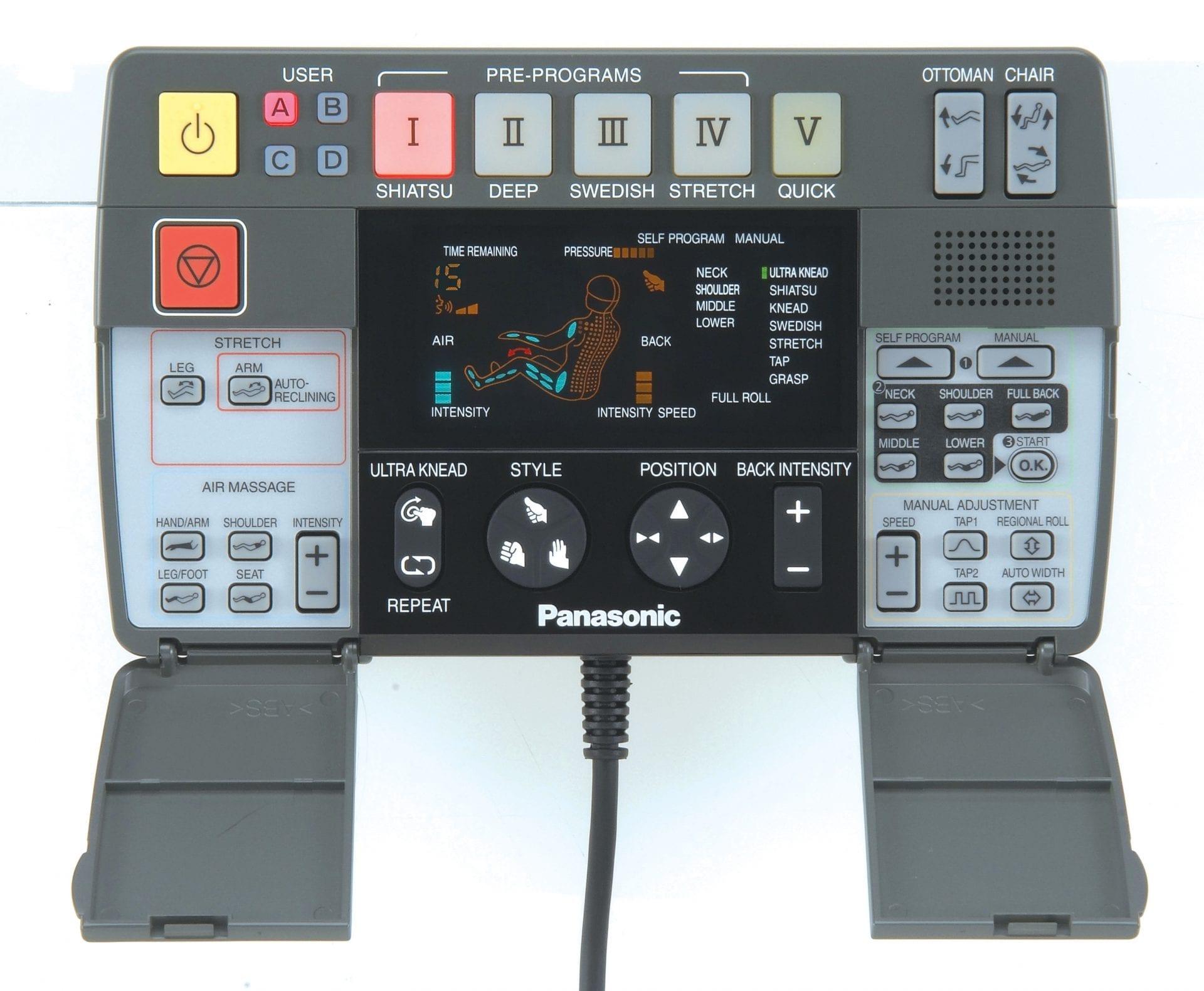 Panasonic fjernbetjening